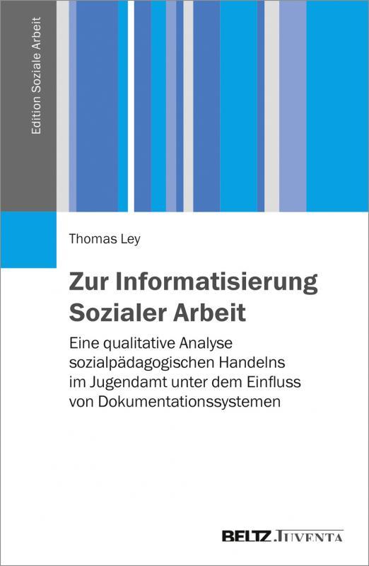 Cover-Bild Zur Informatisierung Sozialer Arbeit