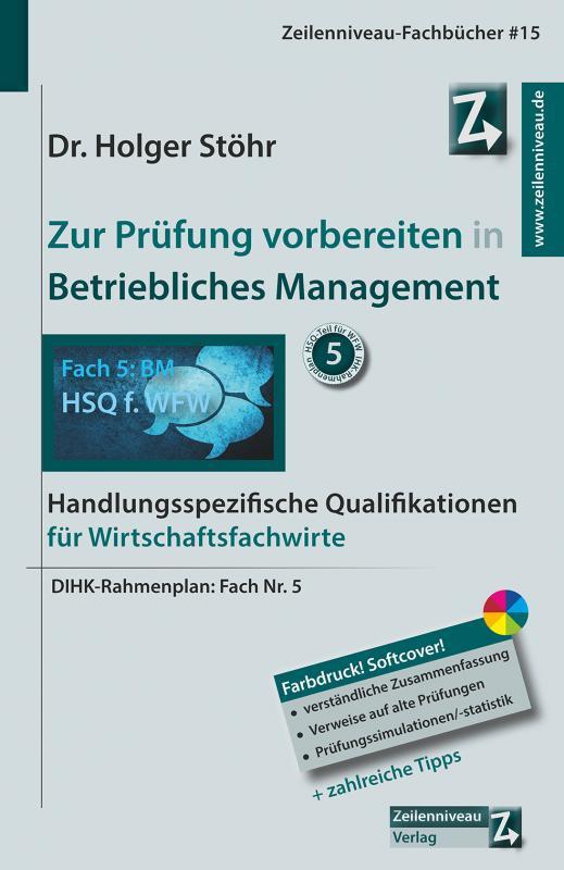 Cover-Bild Zur Prüfung vorbereiten in Betriebliches Management