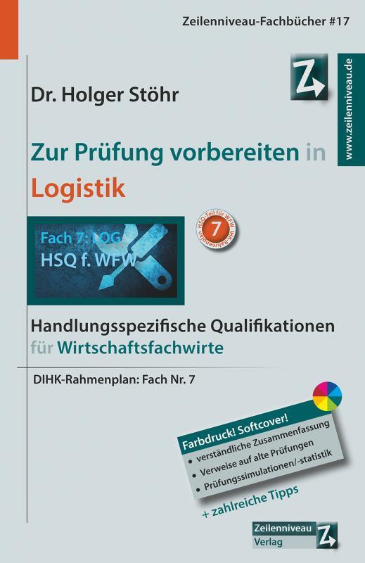 Cover-Bild Zur Prüfung vorbereiten in Logistik