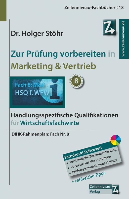 Cover-Bild Zur Prüfung vorbereiten in Marketing & Vertrieb