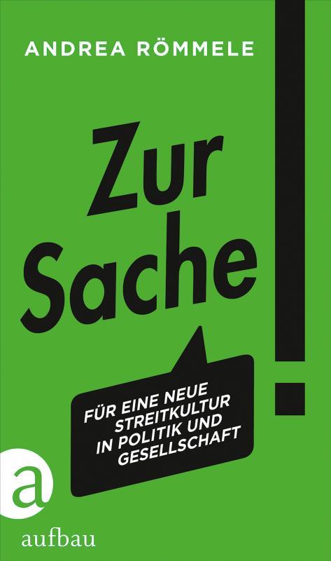 Cover-Bild Zur Sache!