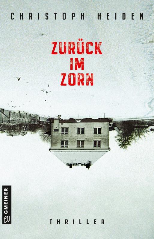 Cover-Bild Zurück im Zorn