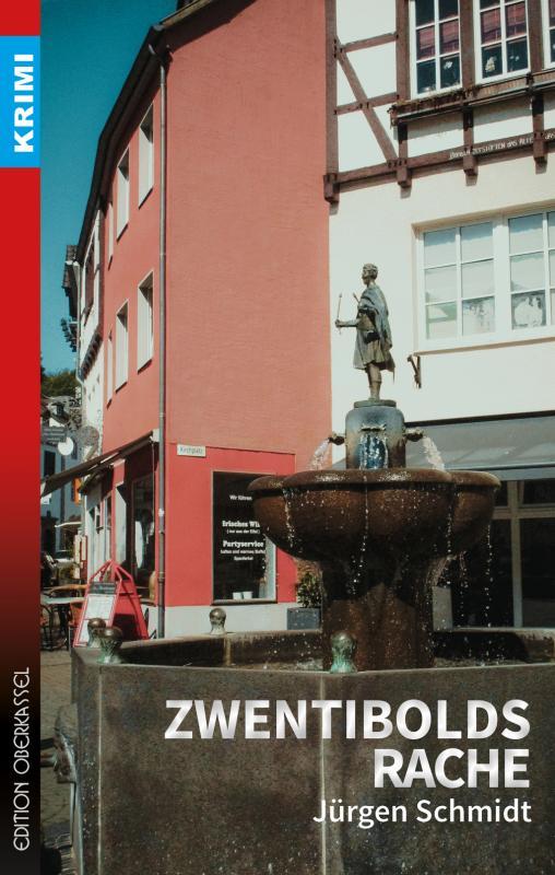 Cover-Bild Zwentibolds Rache