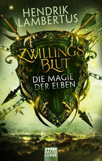 Cover-Bild Zwillingsblut - Die Magie der Elben