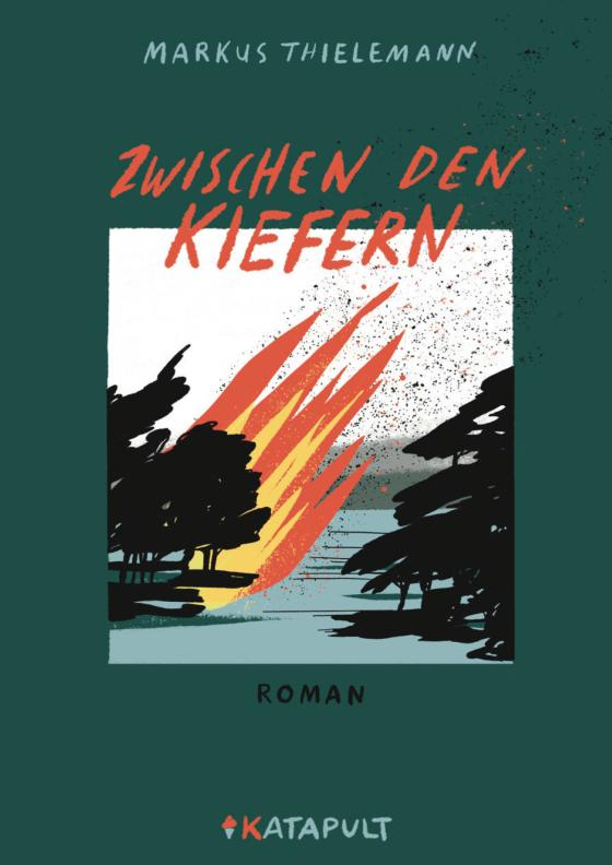 Cover-Bild Zwischen den Kiefern
