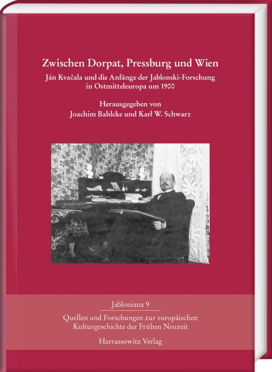 Cover-Bild Zwischen Dorpat, Pressburg und Wien