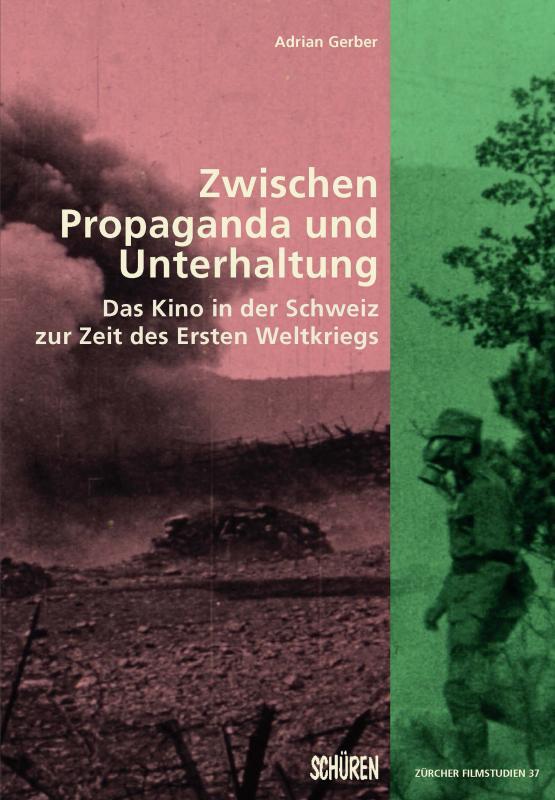 Cover-Bild Zwischen Propaganda und Unterhaltung.