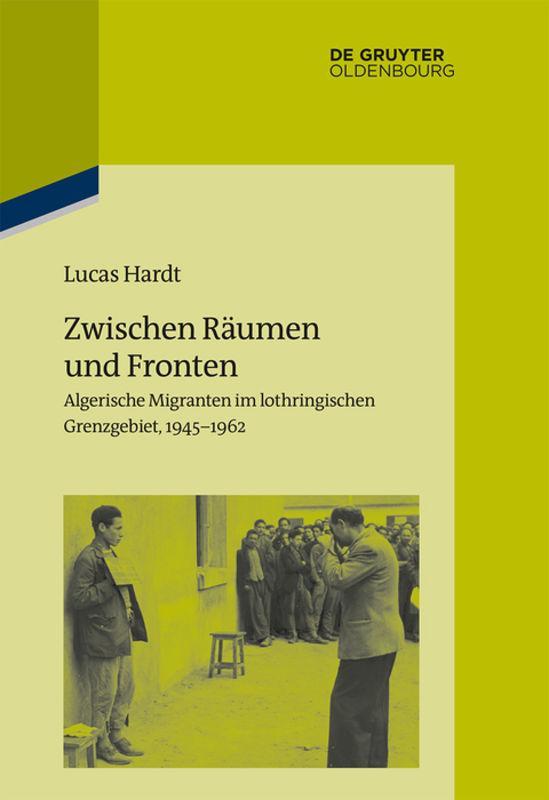 Cover-Bild Zwischen Räumen und Fronten