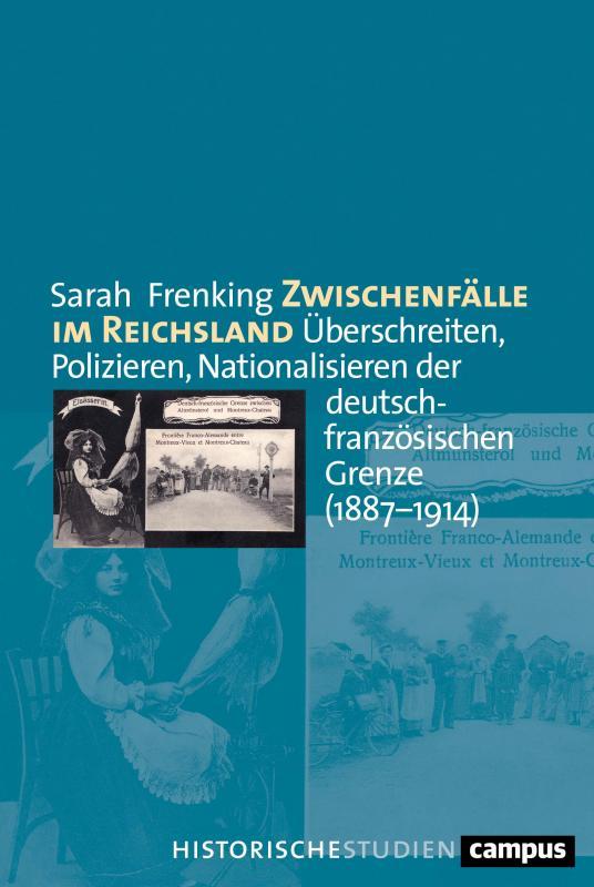 Cover-Bild Zwischenfälle im Reichsland