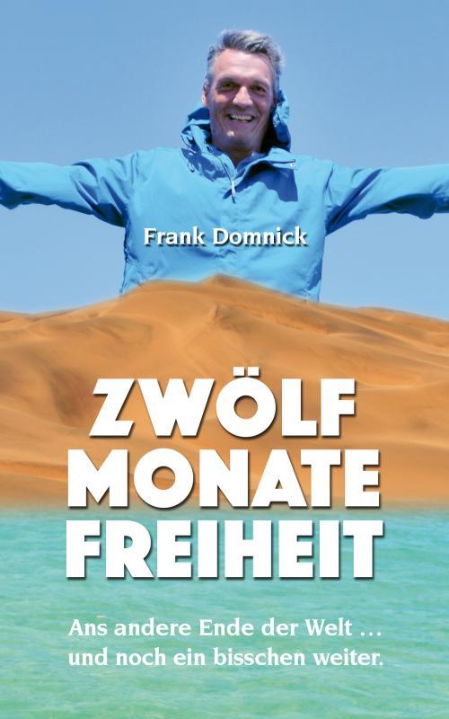 Cover-Bild Zwölf Monate Freiheit