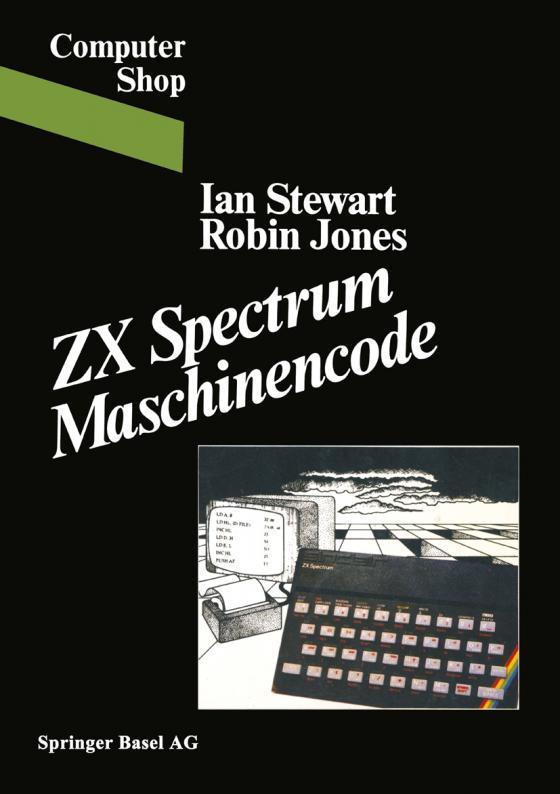 Cover-Bild ZX Spectrum Maschinencode