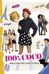 Cover-Bild 100% Coco. Mein geheimer Fashion-Blog