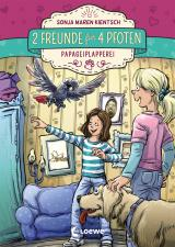 Cover-Bild 2 Freunde für 4 Pfoten - Papageiplapperei