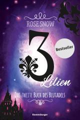 Cover-Bild 3 Lilien, Das zweite Buch des Blutadels