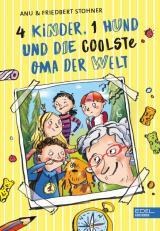 Cover-Bild 4 Kinder, 1 Hund und die coolste Oma der Welt