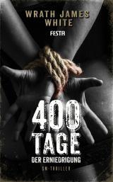 Cover-Bild 400 Tage der Erniedrigung