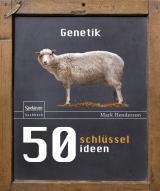 Cover-Bild 50 Schlüsselideen Genetik