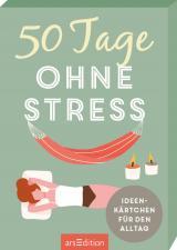 Cover-Bild 50 Tage ohne Stress. Ideenkärtchen für den Alltag