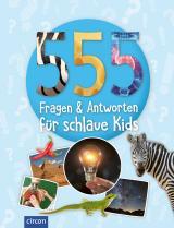 Cover-Bild 555 Fragen & Antworten für schlaue Kids