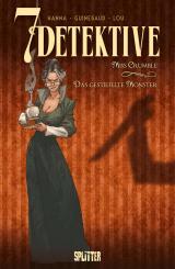 Cover-Bild 7 Detektive: Miss Crumble – das gestiefelte Monster