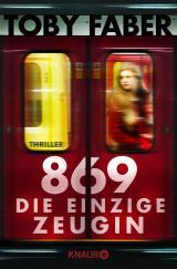Cover-Bild 869 - Die einzige Zeugin