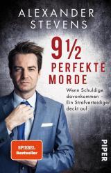 Cover-Bild 9 1/2 perfekte Morde