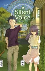Cover-Bild A Silent Voice 04