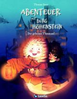 Cover-Bild Abenteuer auf Burg Höhenstein