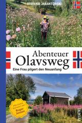 Cover-Bild Abenteuer Olavsweg - Eine Frau pilgert den Neuanfang