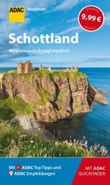 Cover-Bild ADAC Reiseführer Schottland
