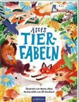 Cover-Bild Äsops Tierfabeln