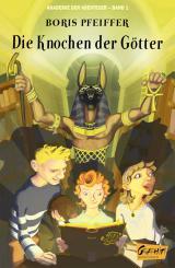 Cover-Bild Akademie der Abenteuer - Die Knochen der Götter