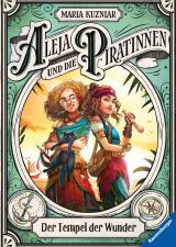 Cover-Bild Aleja und die Piratinnen, Band 2: Der Tempel der Wunder