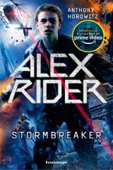 Cover-Bild Alex Rider, Band 1: Stormbreaker