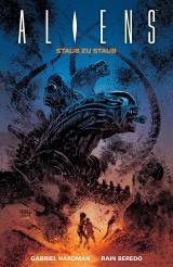 Cover-Bild Aliens: Staub zu Staub