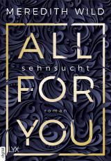 Cover-Bild All for You – Sehnsucht