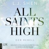 Cover-Bild All Saints High - Der Rebell