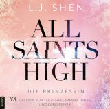 Cover-Bild All Saints High - Die Prinzessin