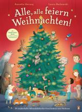 Cover-Bild Alle, alle feiern Weihnachten!