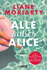 Cover-Bild Alle außer Alice