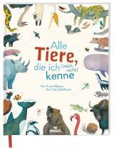 Cover-Bild Alle Tiere, die ich (noch nicht) kenne