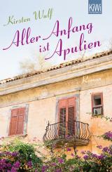 Cover-Bild Aller Anfang ist Apulien