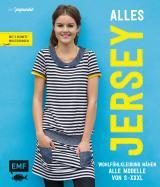 Cover-Bild Alles Jersey – Wohlfühlkleidung nähen