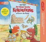 Cover-Bild Alles klar! Der kleine Drache Kokosnuss erforscht die Römer