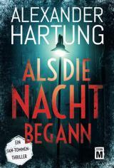 Cover-Bild Als die Nacht begann