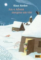 Cover-Bild Am 4. Advent morgens um vier