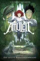 Cover-Bild Amulett #4