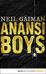 Cover-Bild Anansi Boys