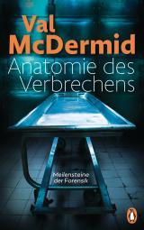 Cover-Bild Anatomie des Verbrechens