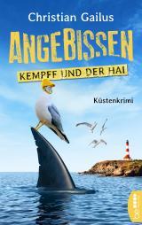 Cover-Bild Angebissen. Kommissar Kempff und der Hai